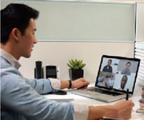 Polycom Desktop适用于Mac0S X操作系统