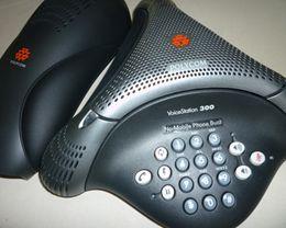 Polycom voice 300 宝利通会议电话