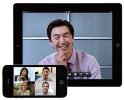 Polycom  Mobile 适用于 Apple iOS操作系统