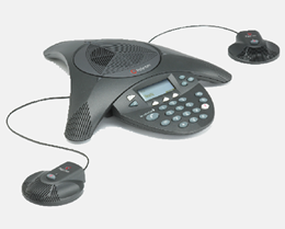 Polycom SoundStation 2EX系列会议电话